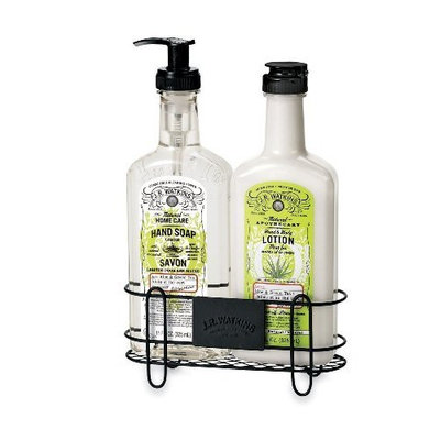 Jr Watkins J.R. Watkins Sink Set with Caddy, Aloe & Green Tea, 1.75 pounds Package