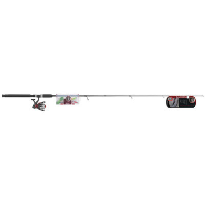 Ready 2 Fish Salmon 8' Spin Combo with Kit