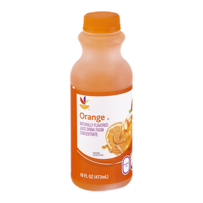 Ahold Juice Drink Orange