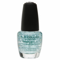 L.a. Colors L.A. Colors Triple Play Basecoat Topcoat Hardener, .44 fl oz