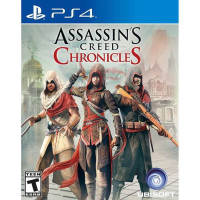 Ubi Soft Assassin's Creed Chronicles Trilogy Pack - Playstation 4