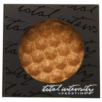 Prestige Total Intensity True Metal Eyeshadows, Bronze, .09 oz