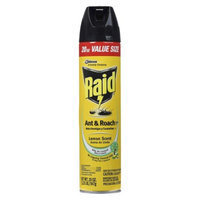 Raid Ant & Cockroach Killer 17 Lemon Scent Spray 20 oz