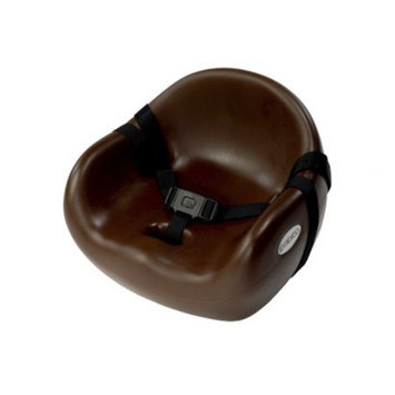 Keekaroo Caf? Booster Seat - Chocolate