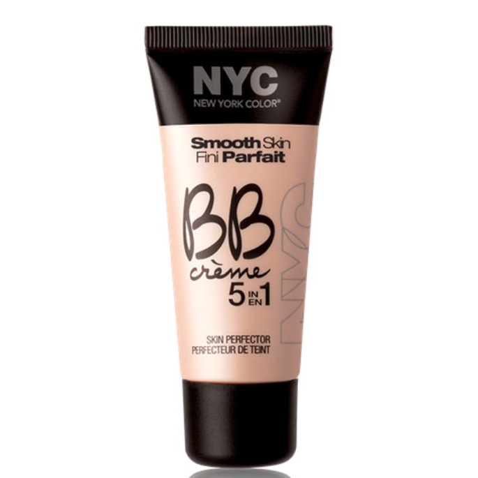 NYC New York Color Smooth Skin BB Creme