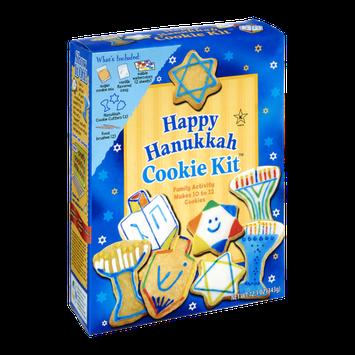 Happy Hanukkah Cookie Kit