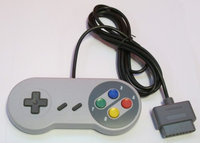 Super Nintendo Replacement Controller by Mars Devices