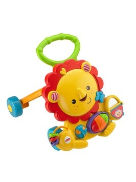Fisher Price Kids Toy, Musical Lion Walker