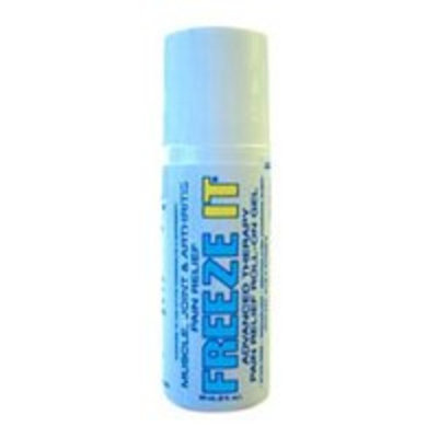 Zim's Crack Creme Freeze It? Roll-On Advanced Therapy Pain Relief 3 oz
