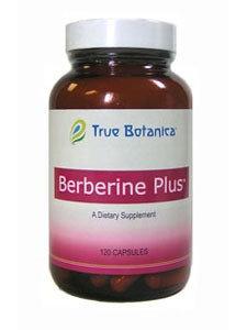 True Botanica Berberine Plus 120 caps