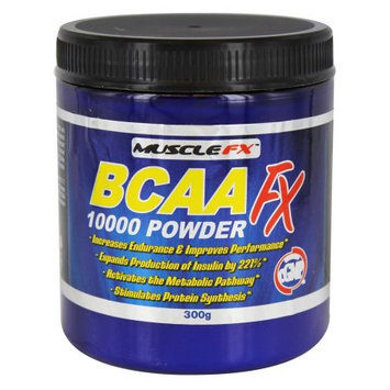 Muscle FX - BCAA FX 10000 Powder - 300 Grams