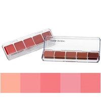 Cinema Secrets 5-in-1 Ultimate Lip Palette, #12 (Summer Colors 1)