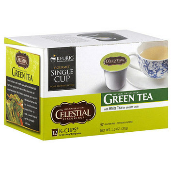 Green Mountain Coffee Roasters Celestial Seasonings Green Tea With White K-Cups