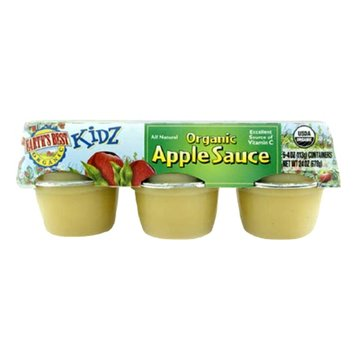 Earth's Best Organic Kidz Applesauce Cups