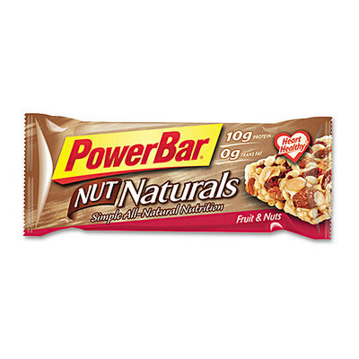PowerBar Nut Naturals Fruit and Nuts