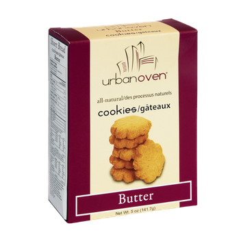 Urban Oven All-Natural Butter Cookies