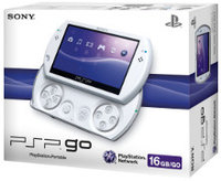 Sony Computer Entertainment Sony PSP GO - Pearl White