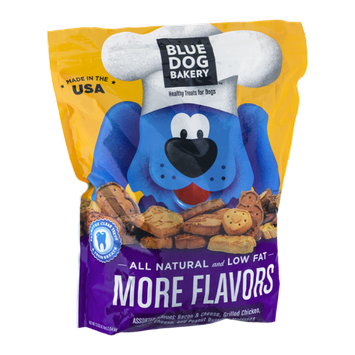 Blue Dog Bakery More Flavors 4.5# Bag Healthy Treats for Dogs