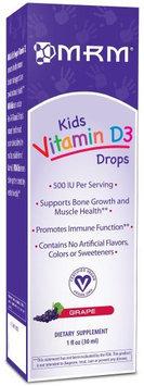 Mrm Metabolic Response Modifiers Kids Vitamin D3 Drops - Grape MRM (Metabolic Response Modifiers) 1 fl oz Liquid
