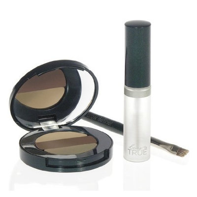 True Cosmetics being TRUE - Arch Rival Brow Defining Essentials Kit - Brunette