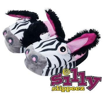 Silly Slippeez Zanny Zebra, Medium, 1 ea