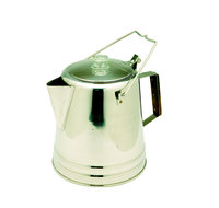 Texsport Percolator, Stainless Steel, 28 Cup - TEXSPORT