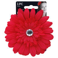 Goody Products Inc. Girls Large Flower Rhinestone Center Salon Clip, 1 CT