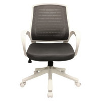 Comfort Products Task Chair: Lona Mesh Chair - Gray