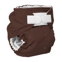 Rumparooz Reusable Cloth Pocket Diaper, Root Beer, Aplix