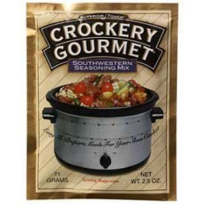 Superior Touch Crockery Gourmet Southwestern Seasoning Mix