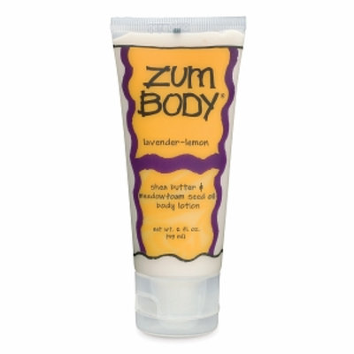 Zum Body Shea Butter & Meadowfoam Seed Oil Body Lotion