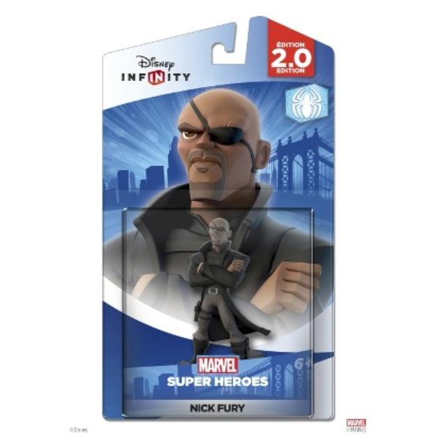 Disney Interactive Disney Infinity: Marvel Super Heroes 2.0 Edition - Nick Fury