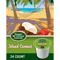 Green Mountain Coffee Island Coconut K-Cup Coffee
