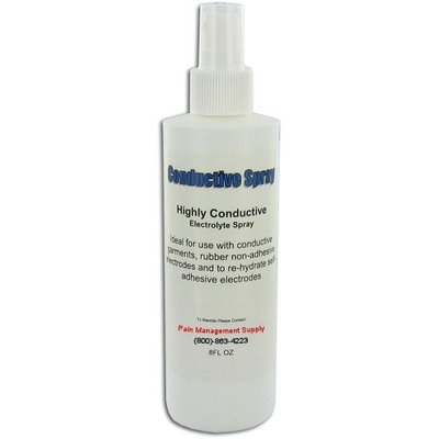 Current Solutions Highly Conductive TENS Electrode (8oz) Spray