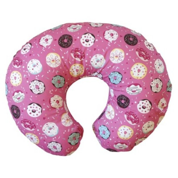 Fabric Slipcover for Nursing Pillow - Donuts by Boppy