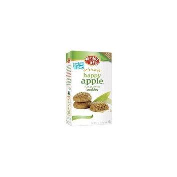 Enjoy Life Soft Baked Cookies Happy Apple -- 6 oz