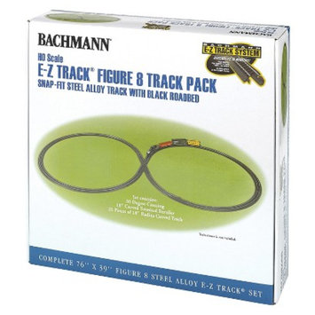 Bachmann Trains E-Z Track Figure 8 Track Pack HO Scale