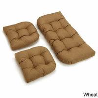 Blazing Needles Mocha Chair Cushion 93180-REO-S9-MO
