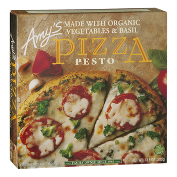Amy's Pizza Pesto