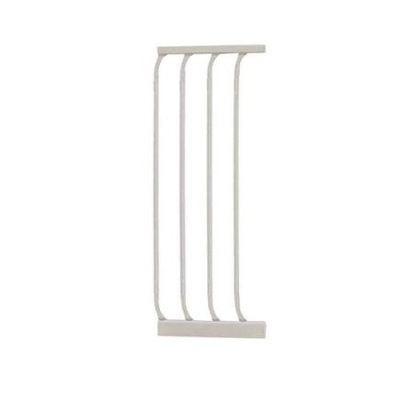 Bindaboo 10.5in Gate Extension White B1109 (SS)