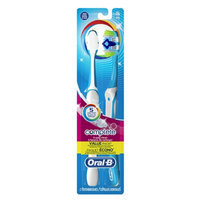 Oral-B Complete 5 Way Clean Medium Toothbrush