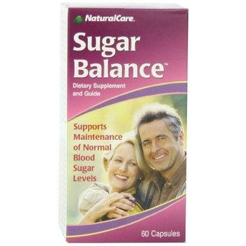 Naturalcare Sugar Balance Capsules, 60 Count