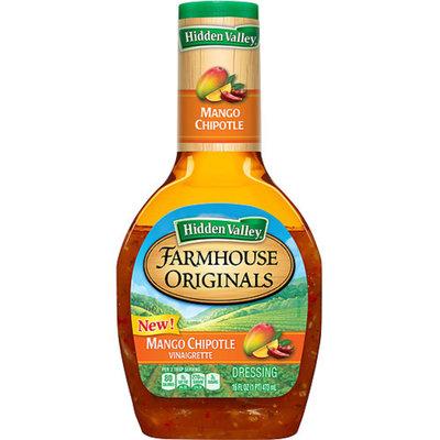 Hidden Valley Farmhouse Originals Mango Chipotle Vinaigrette 16 oz