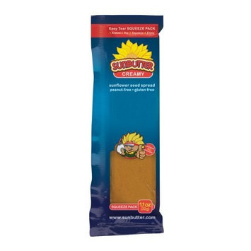 SunButter Creamy SunButter, 1.1-Ounce Pouches (Pack of 400)