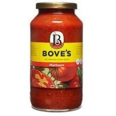 Bove's Of Vermont Boves Marinara Pasta Sauce, 24 Ounce -- 6 per case.