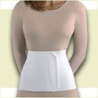 Florida Orthopedics Elastic Abdominal Support Binder : Small