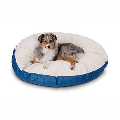 Hidden Valley SuperSoft Round Sherpa Dog Bed