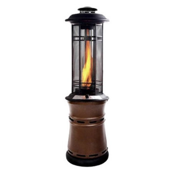 Shinerich Industrial Srph68B - Four Seasons Courtyard, Inferno Radiant Patio Heater, Up To