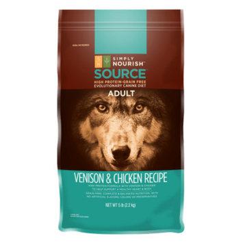 Simply NourishA Source Adult Dog Food
