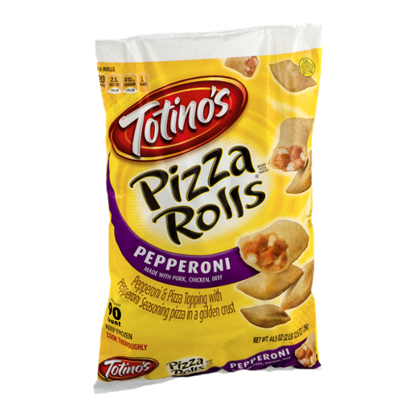 Totino's Pizza Rolls Pepperoni - 90 CT